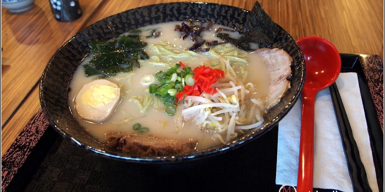 Ogenki Ramen on Main Street, Vancouver