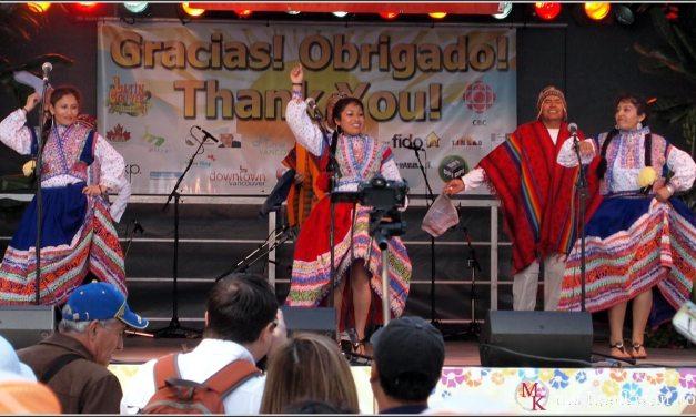 Latincouver Carnaval del Sol, Vancouver