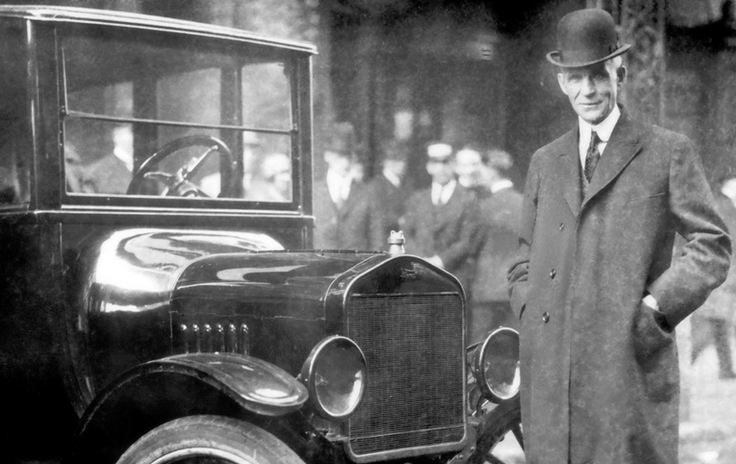 Sunday Snippet: Henry Ford
