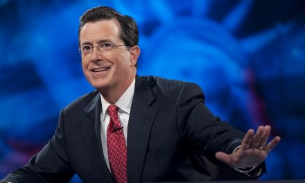 Sunday Snippet: Stephen T. Colbert