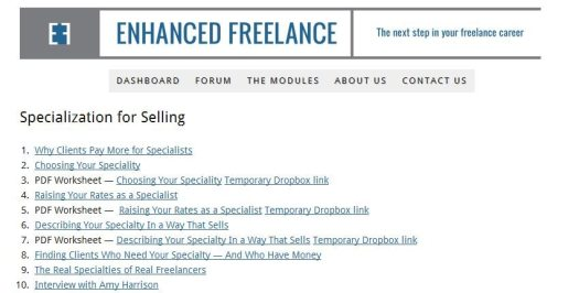 Enhanced Freelance with Thursday Bram
