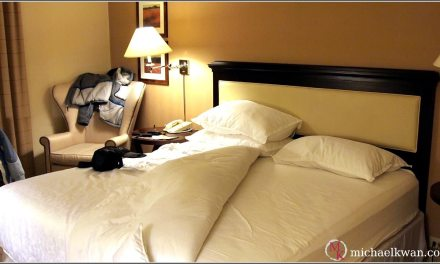 Sheraton Portland Airport and Red Lion Bellevue Hotel Room Video Tours