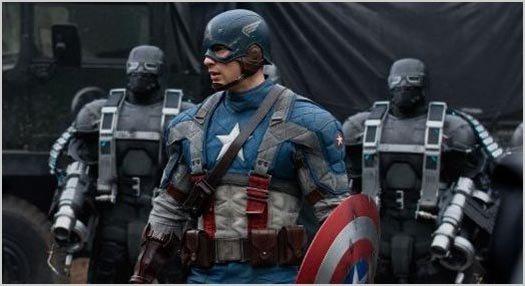 Movie Reviews: Real Steel, Captain America, Transformers: Dark of the Moon