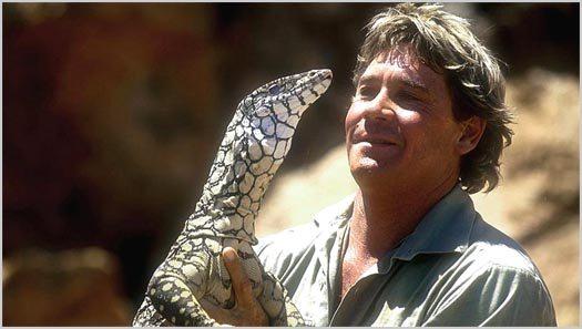 Sunday Snippet: Steve Irwin