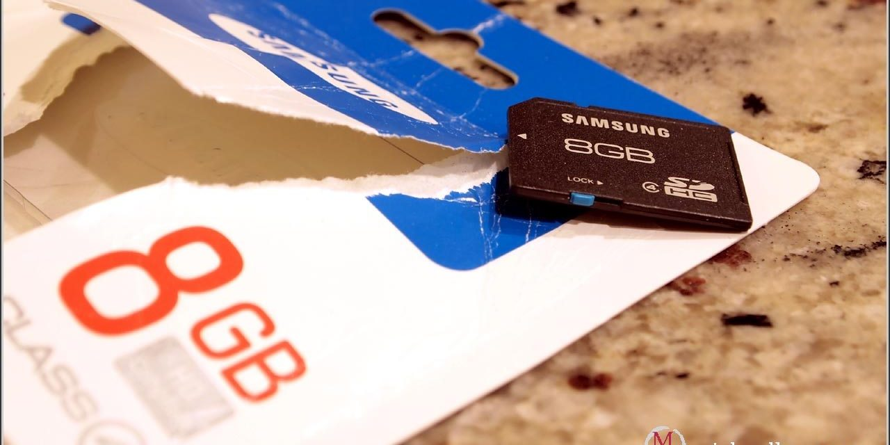 Not All Memory Cards Are Made Alike