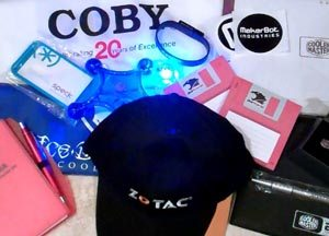 The CES 2012 Swag Bag Giveaway!