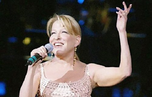 Sunday Snippet: Bette Midler