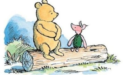 Sunday Snippet: A.A. Milne (Winnie the Pooh)