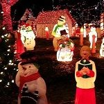 Video: The Stanley Park Christmas Train