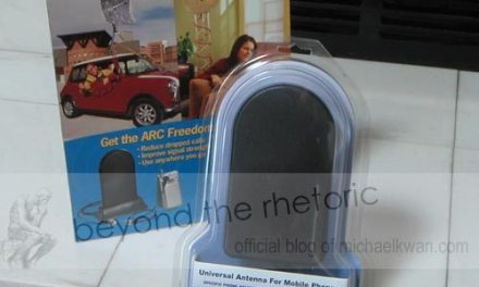 Cell Phone Signal Booster: Arc Wireless Freedom Antenna