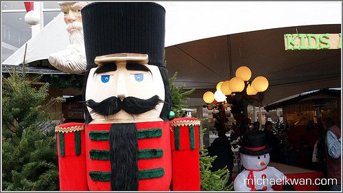 Vancouver Christmas Market 2010: A German Tradition (with Video)