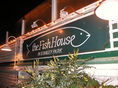 Dining out: The Fish House in Stanley Park