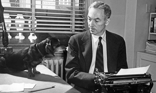 Sunday Snippet: E.B. White (1899-1985)