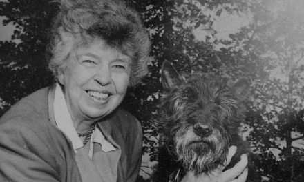 Sunday Snippet: Eleanor Roosevelt (1884-1962)