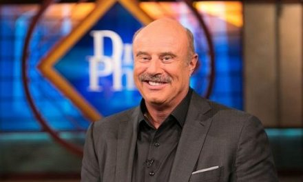 Sunday Snippet: Dr. Phil McGraw