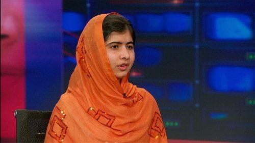Sunday Snippet: Malala Yousafzai