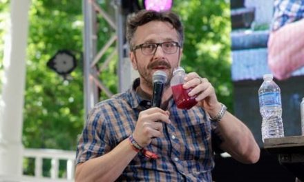 Sunday Snippet: Marc Maron on Social Media
