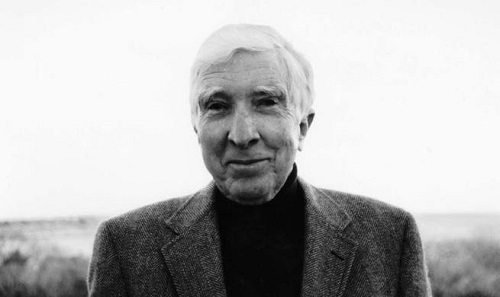 Sunday Snippet: John Updike (1932 – 2009)