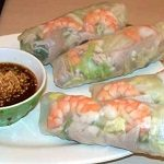 Grammar 101: On Spring Rolls, Summer Rolls, Roll Dips and Salad Rolls
