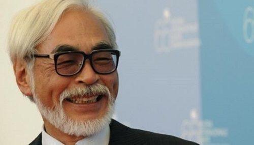 Sunday Snippet: Hayao Miyazaki