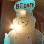 Dinner at BT Cafe on Kingsway, Vancouver