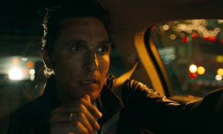 Sunday Snippet: Matthew McConaughey