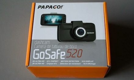 PAPAGO! GoSafe 520 2K Dashcam: Unboxing and Sample Videos
