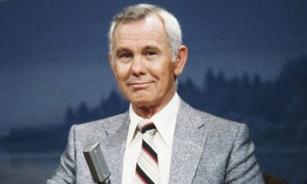 Sunday Snippet: Johnny Carson (1925-2005)