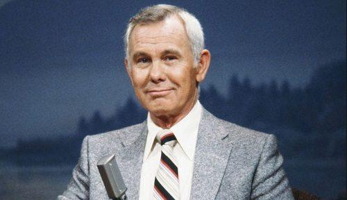 Sunday Snippet: Johnny Carson (1925-2005)