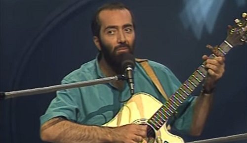Sunday Snippet: Raffi on Child's Play