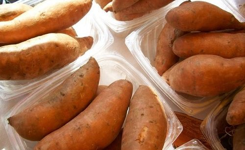 What's Up Wednesdays: My Sweet Potatoes