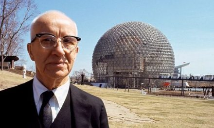 Sunday Snippet: Buckminster Fuller (1895-1983)