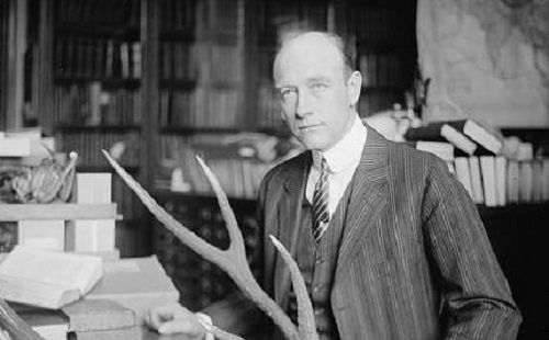 Sunday Snippet: Roy Chapman Andrews (1884-1960)