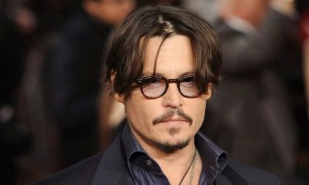 Sunday Snippet: Johnny Depp