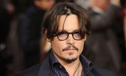 Sunday Snippet: Johnny Depp
