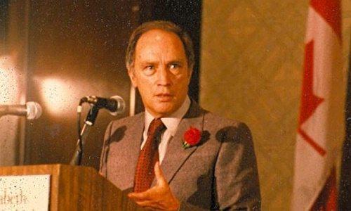 Sunday Snippet: Pierre Trudeau (1919-2000)