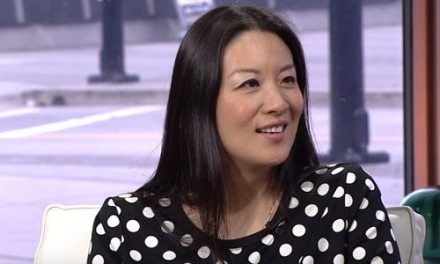 Sunday Snippet: Elaine Lui (and Her Mom)