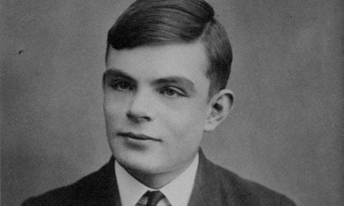 Sunday Snippet: Alan Turing (1912-1954)