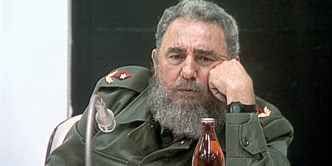 Sunday Snippet: Fidel Castro (1926-2016)