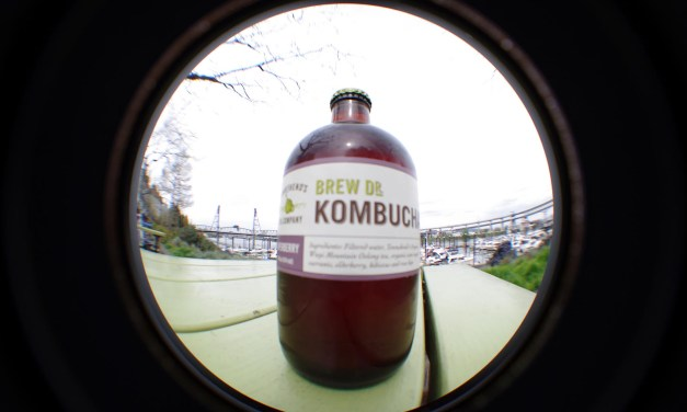 Kombucha vs. Konbucha vs. Kabocha: What's the Difference?