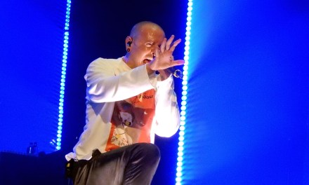 Sunday Snippet: Chester Bennington (1976-2017)