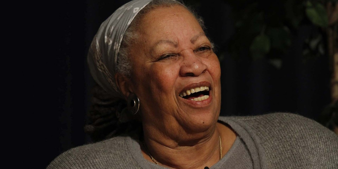 Sunday Snippet: Toni Morrison