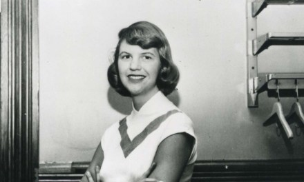 Sunday Snippet: Sylvia Plath (1932-1963)