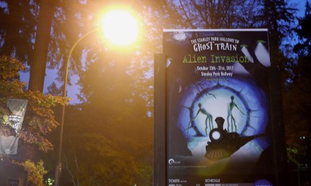Vlog #46: Alien Invasion in Stanley Park