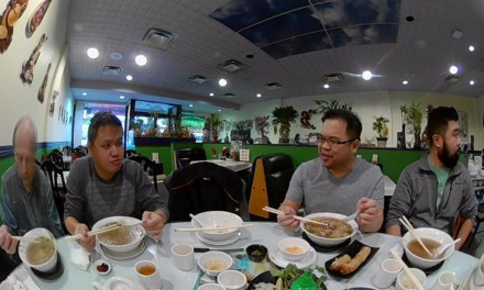 Vlog #50: Dot Com Pho Awakens in 360 Degrees