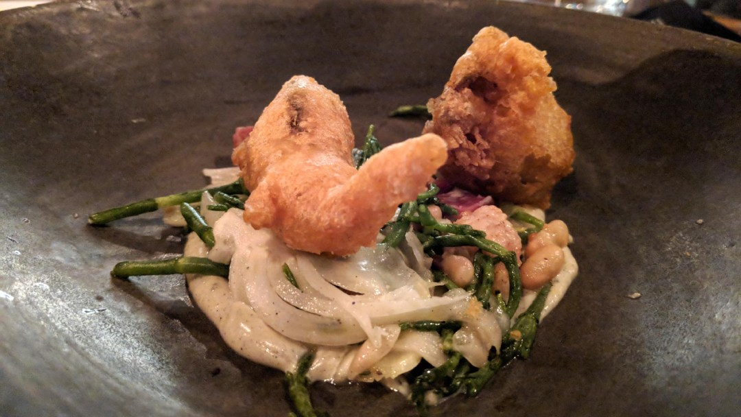 Crispy Oysters - Edible Canada at the Market