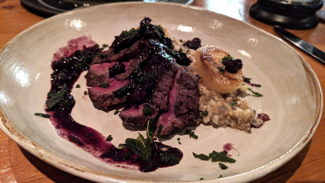 Grilled Elk Medallions - Edible Canada at the Market