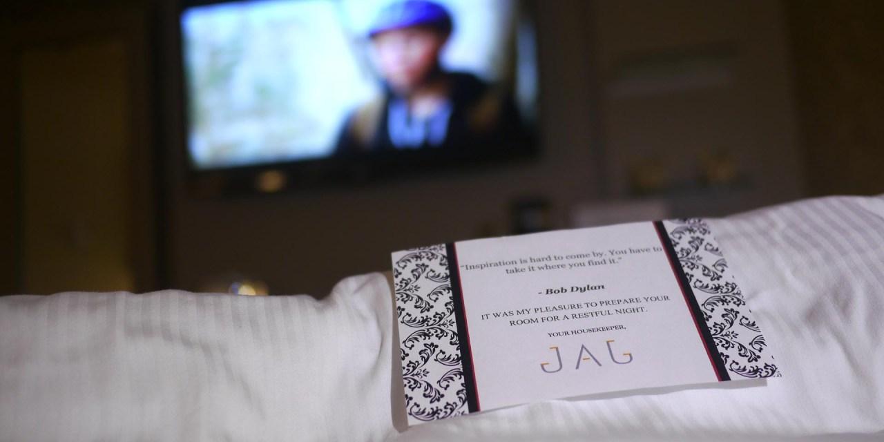 Vlog #77: JAG Boutique Hotel (St. John's Nfld)