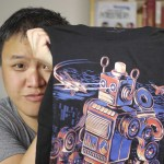 Vlog #81: Geeky T-Shirts for Five Bucks