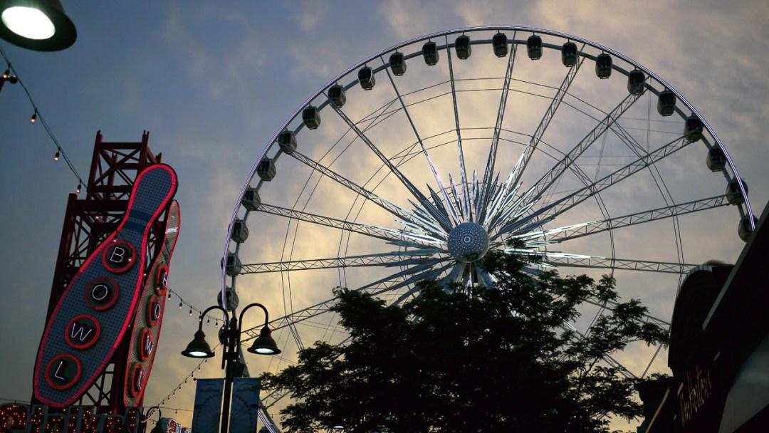 Niagara Falls Skywheel
